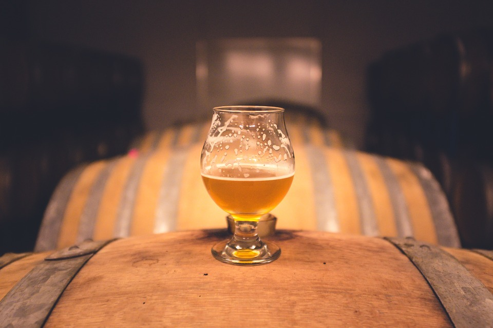 This Brewery Brews Beer In A Class Of Its Own
